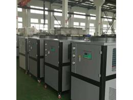 工业冷水机在真空泵上的使用?