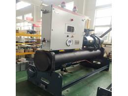 干式蒸发冷水机与满液式冷水机的区别?
