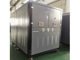 工业冷水机凝器器表面温度过高情况分析