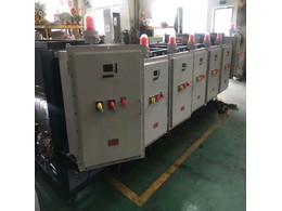 判断工业冷水机设备压缩机电动机绕组短路,接地!