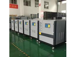 钢筋焊接机/焊板机工业冷水机概述: