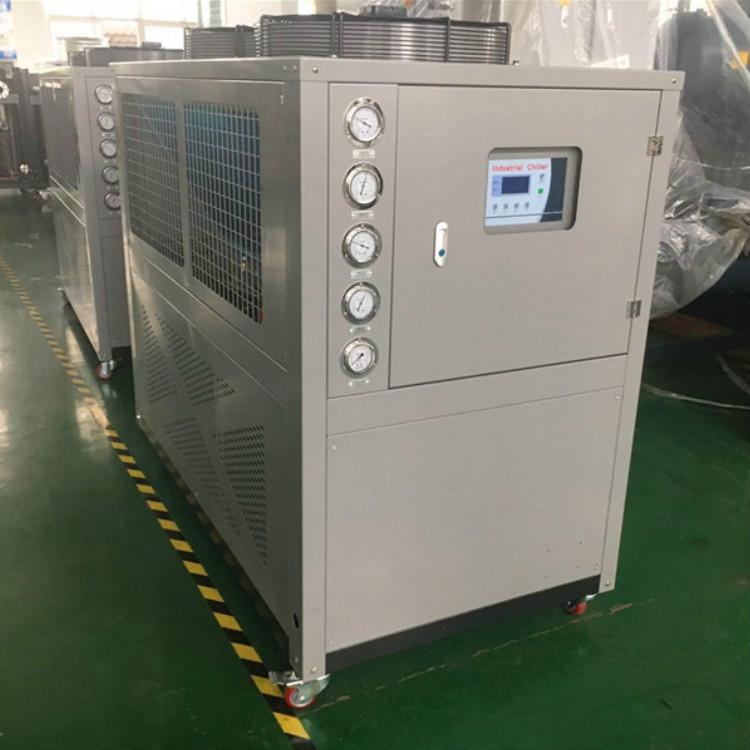 风冷式冷水机,低温风冷式冷水机