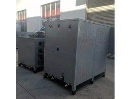 工业冷水机各管材的直径和外径的对照