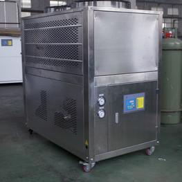 不锈钢风冷式冷水机