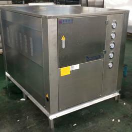 不锈钢水冷式冷水机