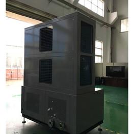 风冷冷水机(侧吹风)